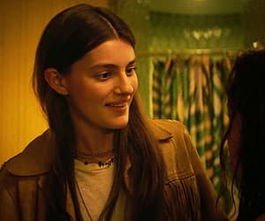 amy, movie, and diana silvers image