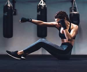 article, workout, and believe image