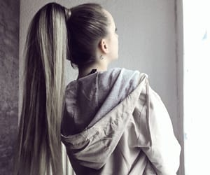 fashion, girl, and blondehair image