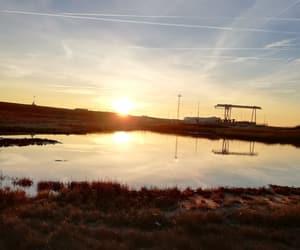 beautiful, paradise, and sunrise image
