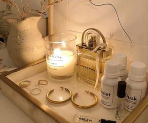 perfume, aesthetic, and beige image