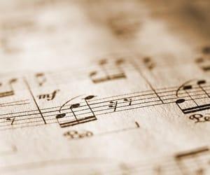 inspiracion, nota musical, and partitura image