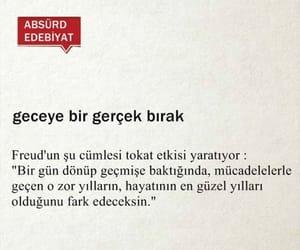 alıntı, türkçe sözler, and absürt edebiyat image