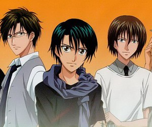 pot, prince of tennis, and echizen ryoma image