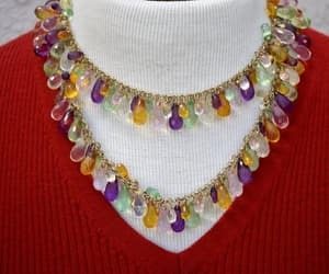 multi-strand necklace image
