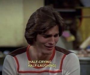 that 70s show, funny, and ashton kutcher image