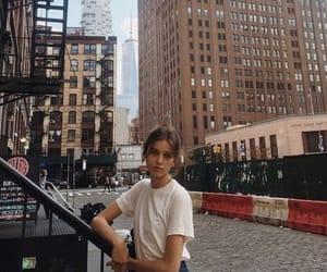 city, fashion, and pretty image