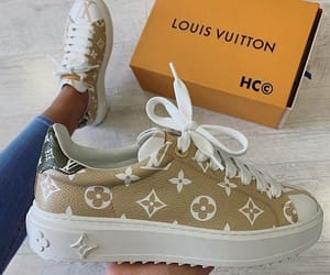 shoes, Louis Vuitton, and fashion image