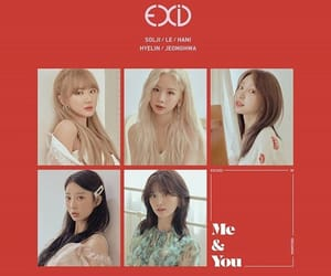 k-pop, le, and exid image