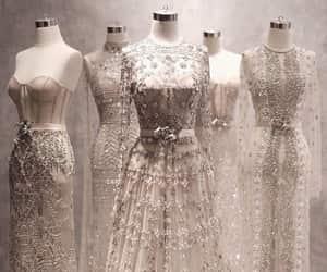 amazing, long dress, and dress image