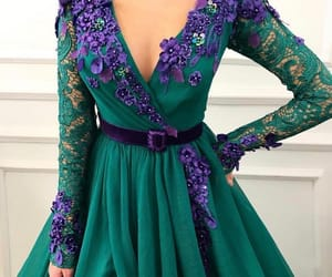 dress, star, and fasion image