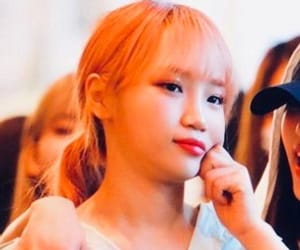 kpop, preview, and izone image
