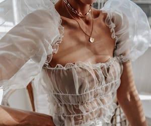 beautiful, cloth, and photo image
