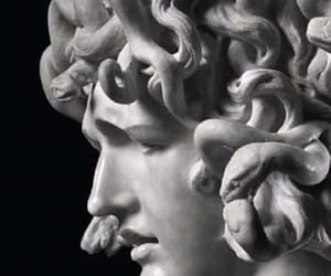 art, black and white, and gian lorenzo bernini image