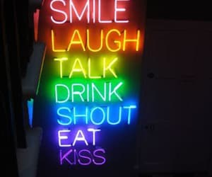 rainbow, colors, and quotes image