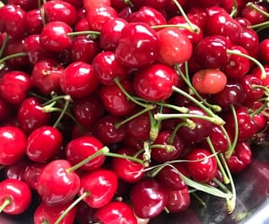 cherry, delicious, and FRUiTS image
