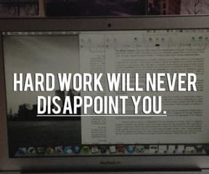 hard work, studying, and students image