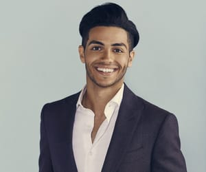 actor, aladdin, and handsome image