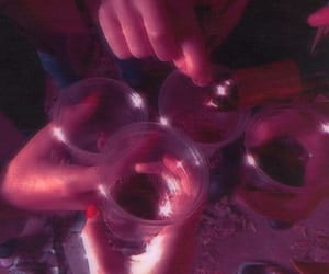 aesthetic, alcohol, and alternative image