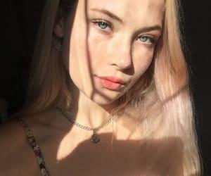 girl, icon model, and sage tullis image