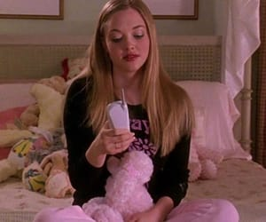 pink, mean girls, and movie image