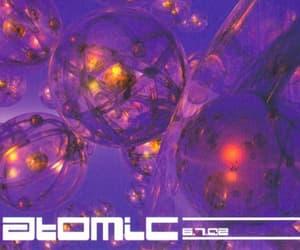 purple and theme image