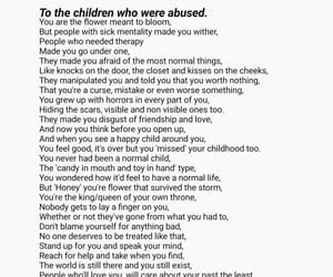 brave, child abuse, and depression image