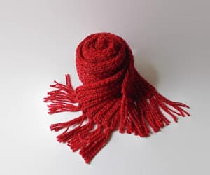 etsy, best friend gift, and fringes scarf image