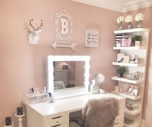 boys, pink, and decoration image