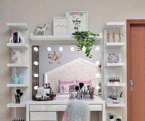 decoration, makeup, and pink image