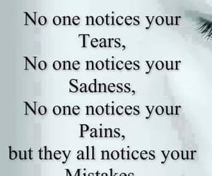 quotes, mistakes, and tears image