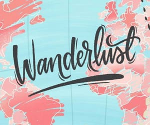 wallpaper and wanderlust image