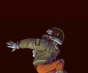 astronaut, wallpaper, and lockscreen image