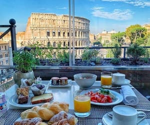 beautiful, breakfast, and city image