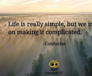 confucius, quotes, and life quotes image