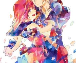 anime, kingdom hearts, and anime boy image