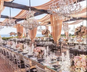 Beverly Hills, wedding decor, and wedding ideas image