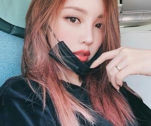 makeup and asian girl image