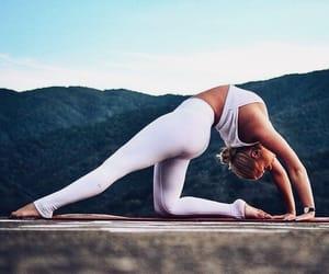 fitness, yoga, and flexibility image