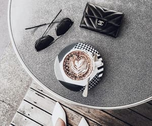 accessories, caffeine, and aesthetic image