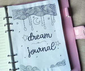 doodle, psychology, and Dream image