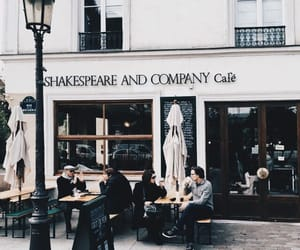 architecture, date, and cafe image