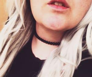beads, husky, and blonde image