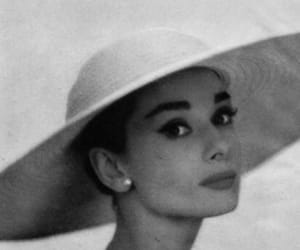 audrey hepburn, photography, and beauty image