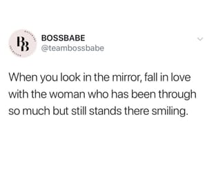 fall in love, look, and smiling image
