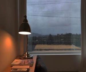 rain, book, and room image