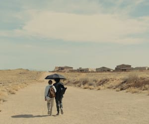 cinema, cinematography, and desert image
