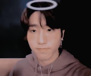 gif, han jisung, and psd image