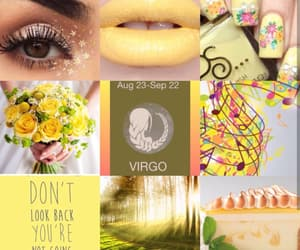 aesthetic, ♍, and August image