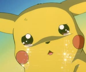 pikachu, pokemon, and sad image